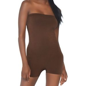 Naked Seamless Smoothing Romper